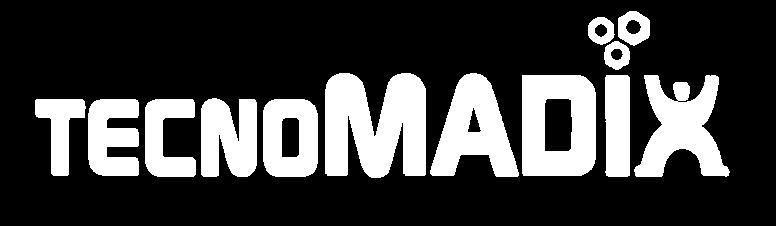 tecnomadix blanco logo
